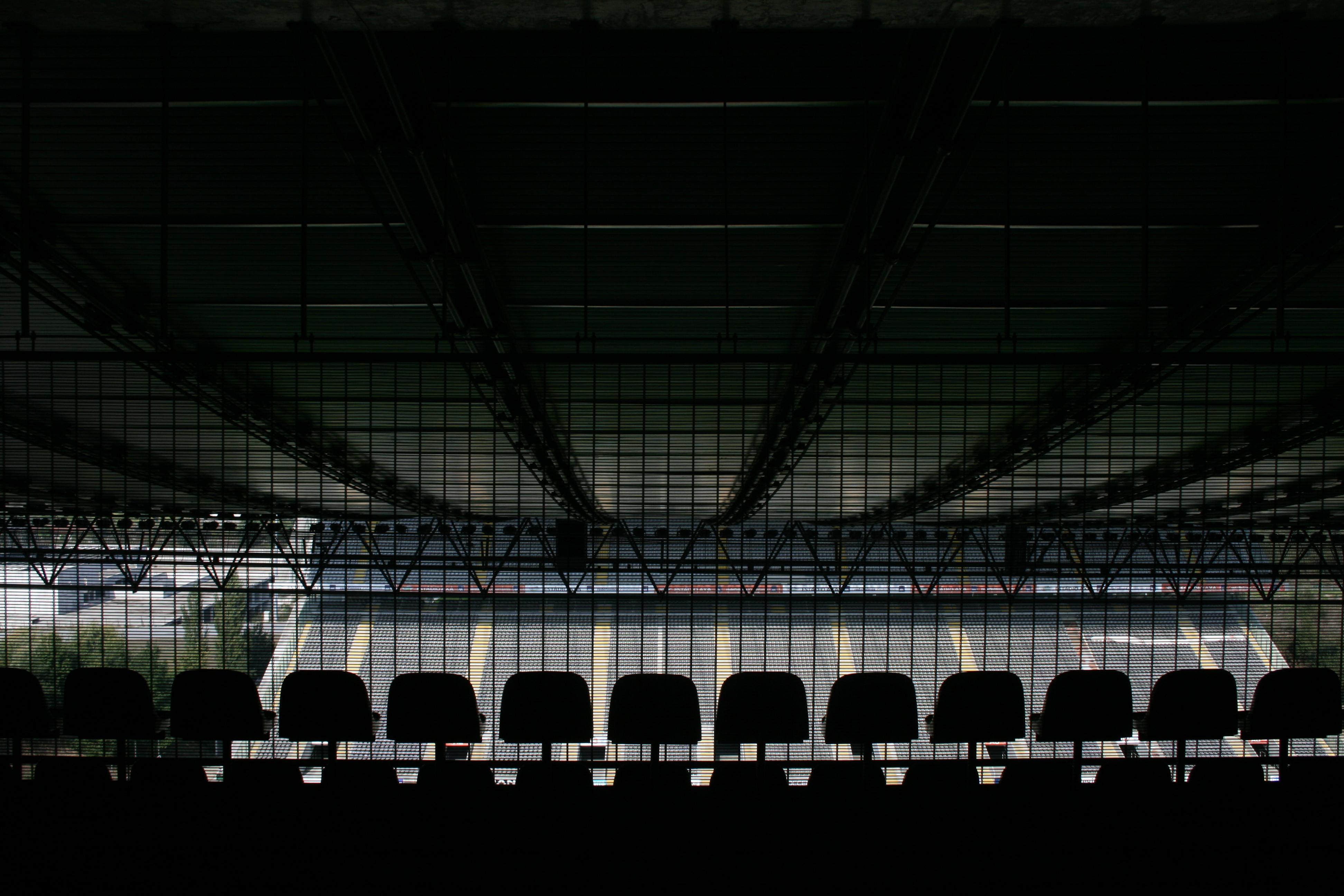 Estadio de Braga. Souto de Moura