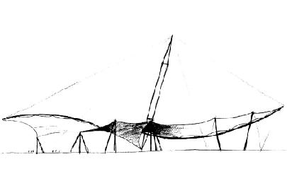 Conceptos básicos para el diseño y análisis de estucturas ligeras tensadas